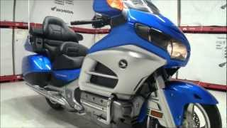 4. NEW 2013 Gold Wing GL18BM Airbag Ultra Blue ON SALE at Southern Honda. #1 Goldwing Dealer in U.S.