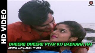 Video Dheere Dheere Pyar Ko Badhana Hai - Phool Aur Kaante | Kumar Sanu, Alka Yagnik | Ajay Devgn & Madhoo MP3, 3GP, MP4, WEBM, AVI, FLV Agustus 2018