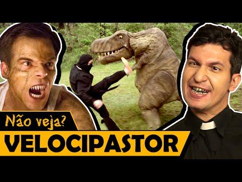 VELOCIPASTOR - Os Piores Filmes do Mundo