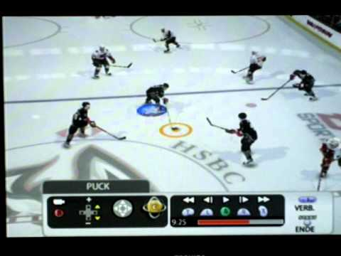 NHL 2005 GameCube