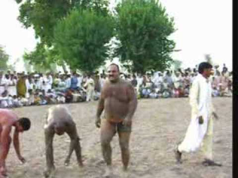 Kabaddi in Pakpattan Sharif 28-06-2010