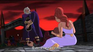 Justice League: Gods and Monsters wedding scene