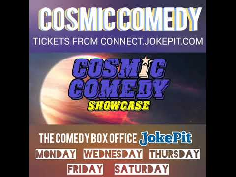 COSMIC COMEDY LIVE COMEDY IN BERLIN
