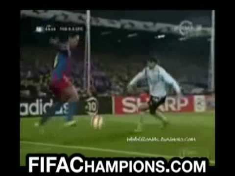 Yattara vs. Ronaldinho