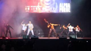 Alpha Phi Alpha (Xi Omicron) UD Airband Performance 2017 - 1st Place Video