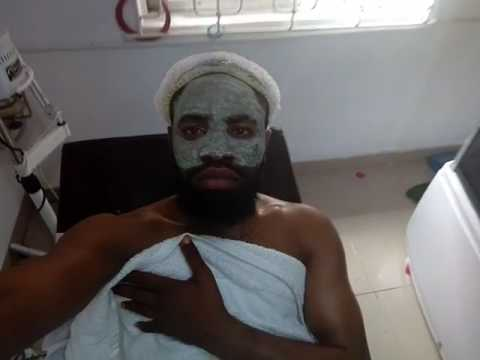 See what Woli Arole did to his face because of your case!