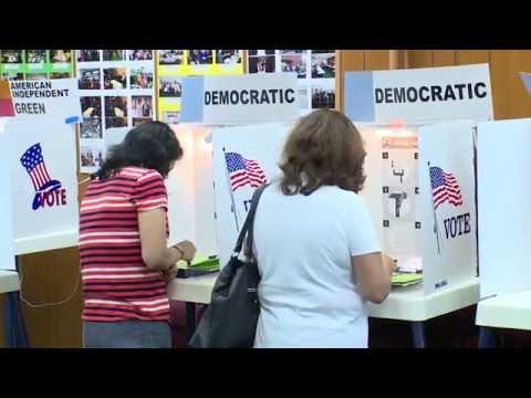 투표율, 4년전보다 증가  6.7.16  KBS America News