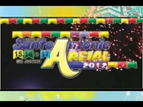 VT Festa de Santo Antônio em Areial-PB 2012