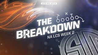 Video The Breakdown with Zirene: FOX's Comeback Against TSM (NA LCS Spring Week 2) MP3, 3GP, MP4, WEBM, AVI, FLV Juni 2018