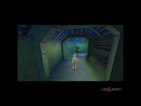 Disney's Atlantis: The Lost Empire - Gameplay PSX / PS1 / PS One / HD 720P (Epsxe)
