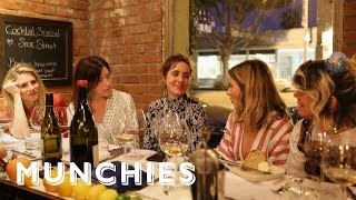 The Ultimate Girls' Night Out in LA with Helen's Wine Shop: Chef's Night Out by Munchies