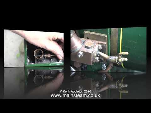 A VINTAGE MODEL TRACTION ENGINE RESTORATION - PART #9