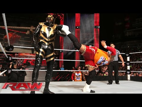jimmy - WWE Tag Team Champion Jimmy Uso goes one-on-one with Goldust.