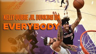 Kelly Oubre Is Dunking On The Whole League | Poster Compilation From Tsunami Papi