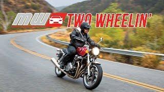 7. Honda CB1100 EX | Two Wheelin'