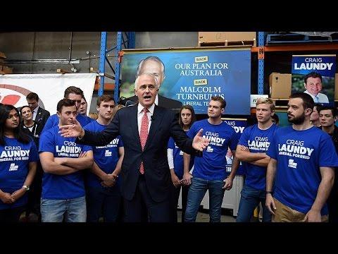 Αυστραλία: Εκλογές το Σάββατο, με το βλέμμα στραμμένο στην οικονομία