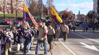 Marlborough's Veterans Day Parade Gets an Update