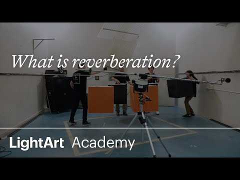 What is reverberation?