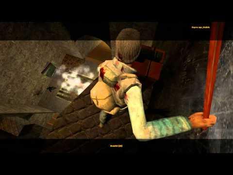 Co-op Half-Life 2: Synergy [Не доверять черному парню 1\\4]