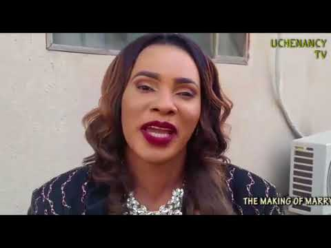 MARRY ME (MAKING) - LATEST 2018 NIGERIAN NOLLYWOOD MOVIES