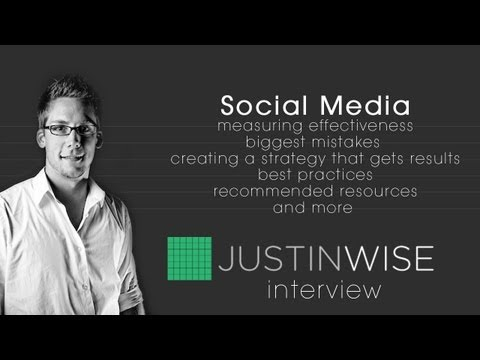 Church Marketing with Social Media | Justin Wise Interview | THiNK Media TV