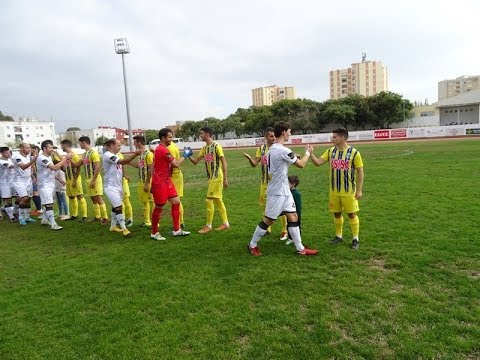 Resumen y goles Isla Cristina FC vs CD PozoBlanco