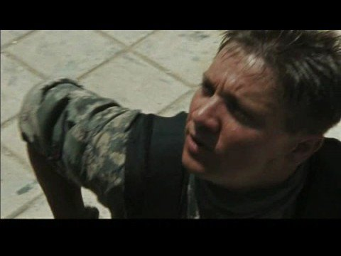 The Hurt Locker Italian Tailer
