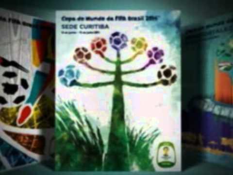 Pôsteres oficiais de cidades-sede da Copa 2014 são apresentados