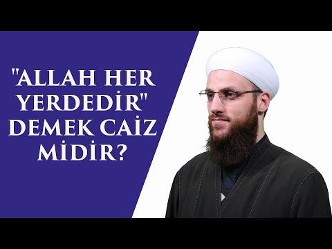 Video Allah Teala heryerde demek caiz midir? download in MP3, 3GP, MP4, WEBM, AVI, FLV January 2017