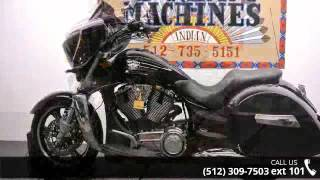 9. 2010 Victory Cross Country  - Dream Machines Indian Motor...