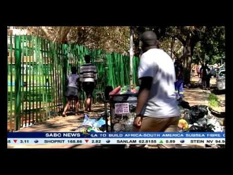 4000 Pikitup workers on illegal strike found guilty