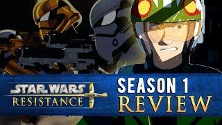Season 1 REVIEW | Star Wars Resistance