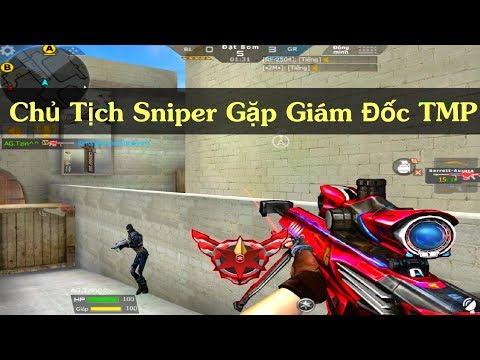Chủ Tịch Dân Sniper Để Thua Dân TMP Thiên Sứ 0-3 Và Cái Kết Đừng Bao Giờ Coi Thường Người Khác - Thời lượng: 10 phút.