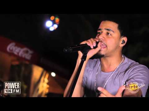 J Cole Crooked Smile Performance