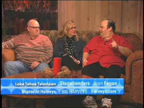 The Stagebenders & Joanie Fagan on Howie's Late Night Rush