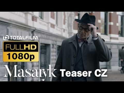 Skvostné herecké obsazení filmu Masaryk: Roden, Kaiser, Herzigová, Vyorálek. Limitovaná premiéra už ke konci roku!