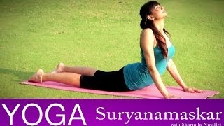 How to Do Surya Namaskar - Yoga Workout Episode 3