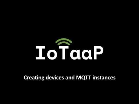 IoTaaP Instances