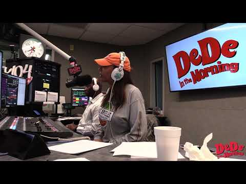 DeDe Hot Topics - Why women are superior to men and Gabrielle Union & Dwyane Wadehas a baby!!