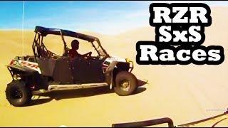 10. RZR 800 vs RZR 800 Modded vs RZR 900 4 Seater vs RZR 900 4 Seater Turbo