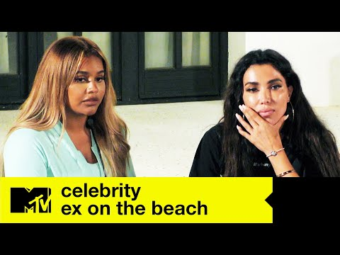 EP#12 RECAP: Lateysha and Metisha Come To Blows Over David | Celeb Ex On The Beach