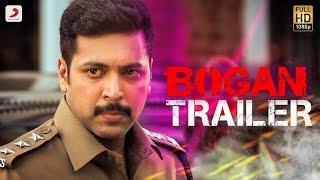 Download Lagu Bogan - Official Tamil Trailer | Jayam Ravi, Arvind Swami, Hansika | D. Imman Mp3