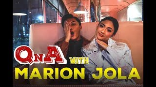 Video QNA WITH MARION JOLA - RIZKY FEBIAN MASUK LIST MARION JOLA !! MP3, 3GP, MP4, WEBM, AVI, FLV Agustus 2019