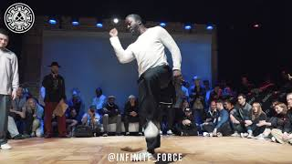 Baturo vs Iron Mike – INFINITE POPPING 2019 STYLES&CONCEPTS LAST STAGE