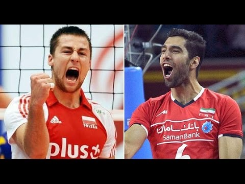 Contention Mohammad Mousavi and Michał Kubiak (видео)