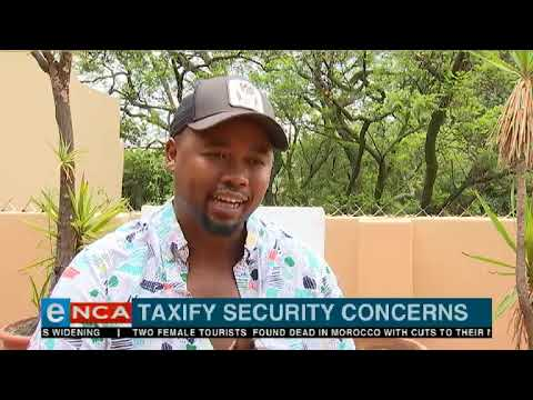 Taxify Security Concerns