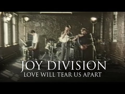 tear - Watch the official music video for Joy Division - Love Will Tear Us Apart Get Joy Division music: iTunes: https://itunes.apple.com/us/artist/joy-division/id722383 Amazon: http://amzn.to/16RFEvO...