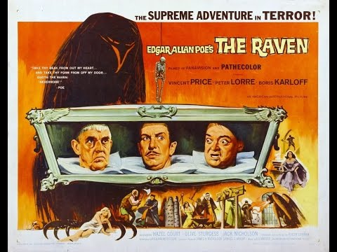 The Raven - The Arrow Video Story