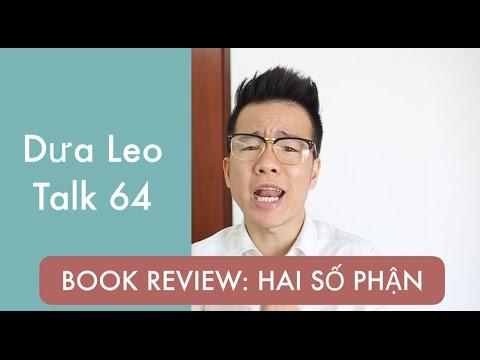 Dưa Leo talk 64 - Hai số phận - Sách hay nên đọc