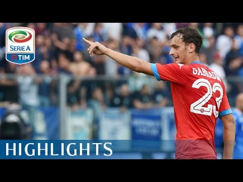 13/09/15 empoli-napoli 2-2 highlights